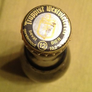 Trappist Westvleteren 12 Cap