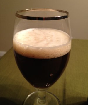 Trappist Westvleteren 12 Closeup