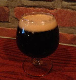 Weyerbacher Whiskey Barrel Aged