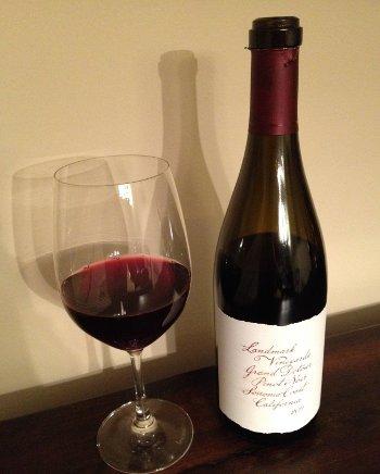 Landmark Grand Detour Pinot Noir 2011
