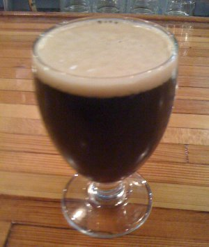 Yards Washington Tavern Porter (bourbon barrel aged)