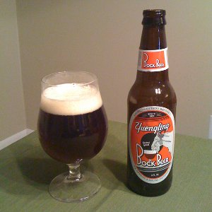 Yuengling Bock Beer
