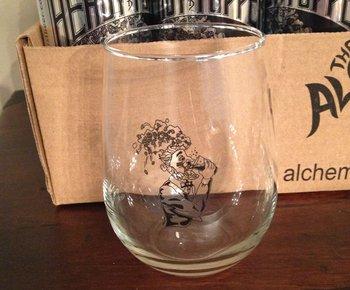 The Alchemist Glassware