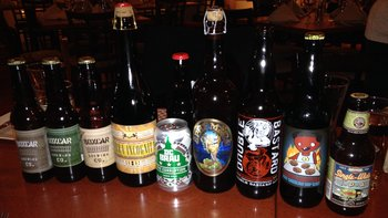 January Beer Club 2014
