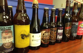 April Beer Club Selections
