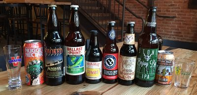 Beer Club for February 2015