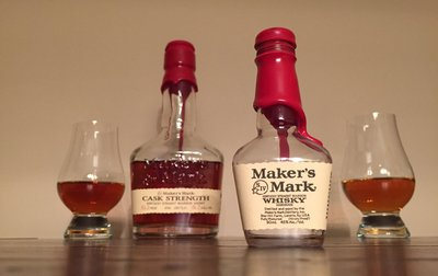 Makers Mark Forced Perspective