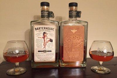 Orphan Barrel Bourbons, Barterhouse and Rhetoric