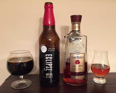 Four Roses Eclipse and Four Roses Single Barrel Double Feature