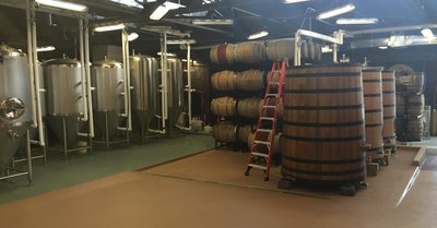 Barrels and foeders, oh my