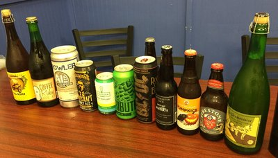 September Beer Club Selections