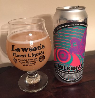 Tired Hands Strawberry Milkshake IPA