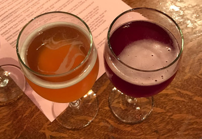 Two for one - Cantillon Gueuze and Kriek
