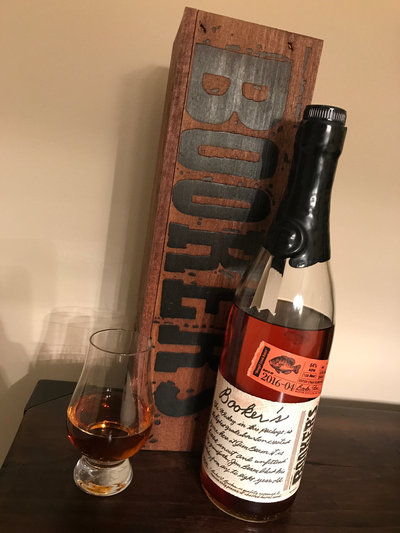 Bookers Bourbon