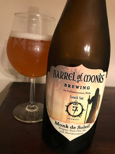 Barrel of Monks Monk de Soleil