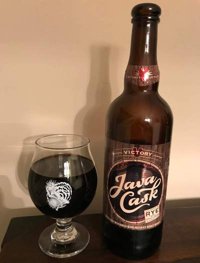 Victory Java Cask Rye with Vanilla Beans
