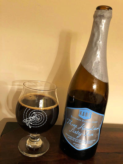 Kane Bourbon Barrel Aged Three Hundred and Sixty Five