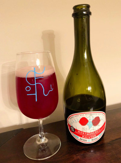 Jester King Montmorency vs. Balaton