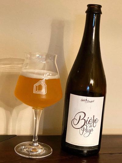 Side Project Bière du Pays