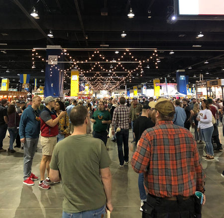 The Crowd at GABF