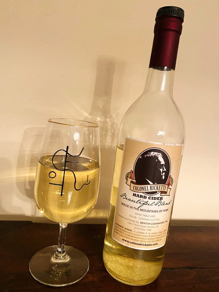 Colonel Ricketts Hard Cider Beautiful Blend