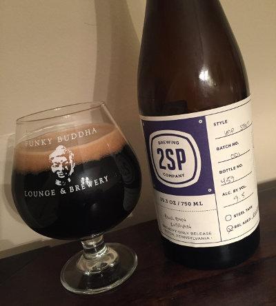 2SP Bourbon Barrel Aged The Russian