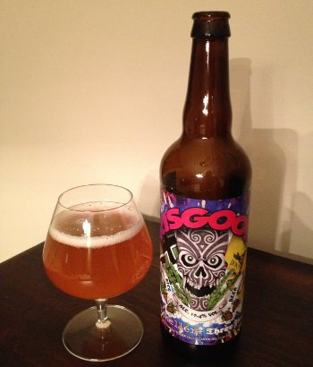 Three Floyds and Mikkeller Collaboration Risgoop