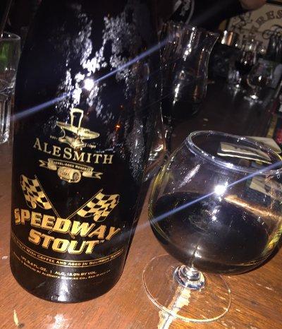 Alesmith Barrel Aged Vietnamese Speedway Stout