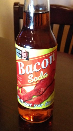 Bacon Soda
