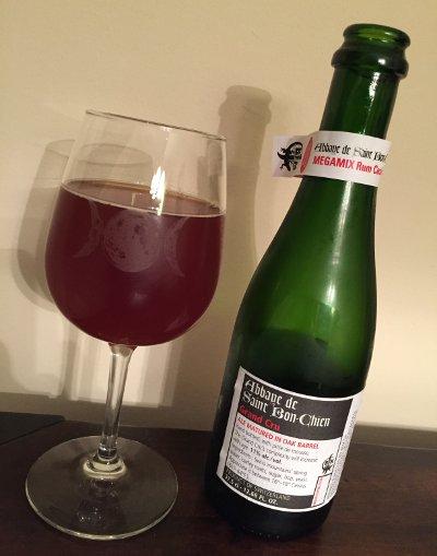 BFM Abbaye De Saint Bon-Chien Grand Cru 2015 (Megamix Rum Casks Vol 2)