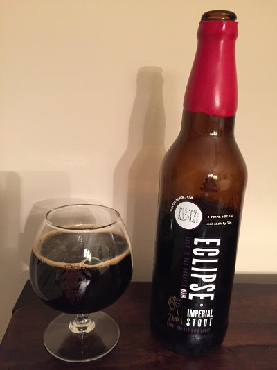 FiftyFifty Imperial Eclipse Stout - Four Roses