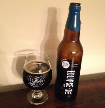 Imperial Eclipse Stout - Old Fitzgerald