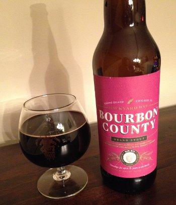 Backyard Rye Bourbon County Brand Stout