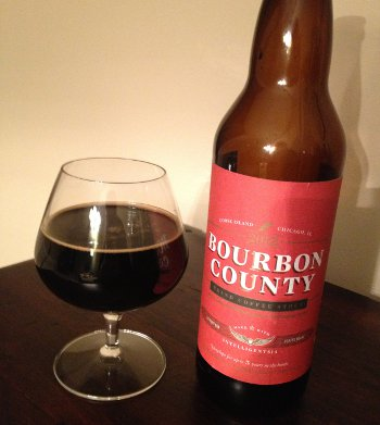Goose Island Bourbon County Brand Coffee Stout