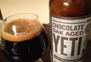 Great Divide Chocolate Oak Aged Yeti