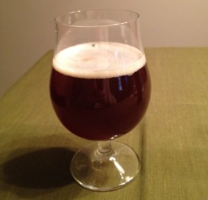 Homebrewed Christmas Ale 2011