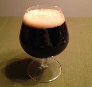 Homebrewed Stout