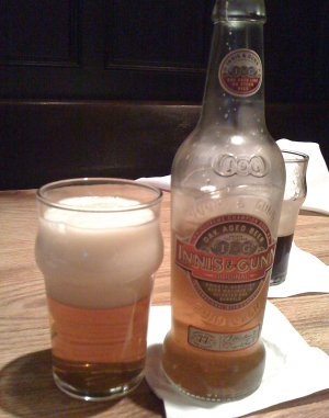 Innis And Gunn Oak Aged Beer