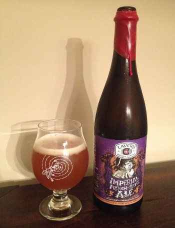 Lavery Rum Barrel Aged Imperial French Ale