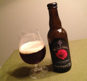 Lost Abbey Red Poppy Ale