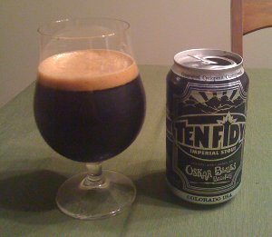 Oskar Blues Ten Fidy