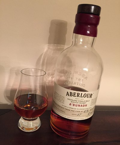 Aberlour Ah-boo-NARRRGGHHHHH