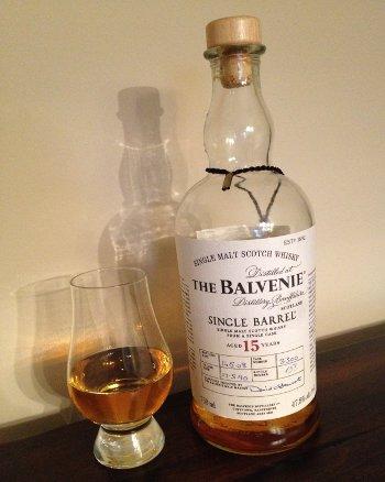 The Balvenie 15