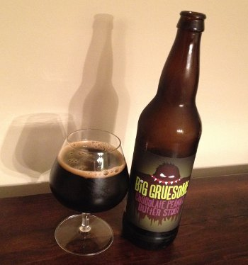 Spring House Big Gruesome Chocolate Peanut Butter Stout