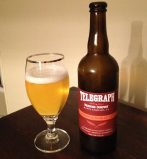 Telegraph Reserve Wheat Ale