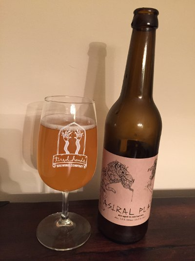 Tired Hands Astral Plane