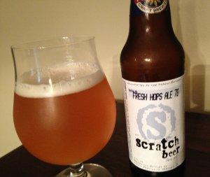 Troegs Scratch 78 (Fresh Hop Ale)