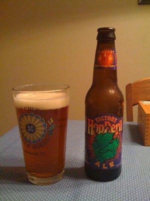 Victory Hopdevil Ale