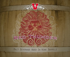 Victory Red Thunder Logo
