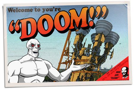 Welcome to you are doom